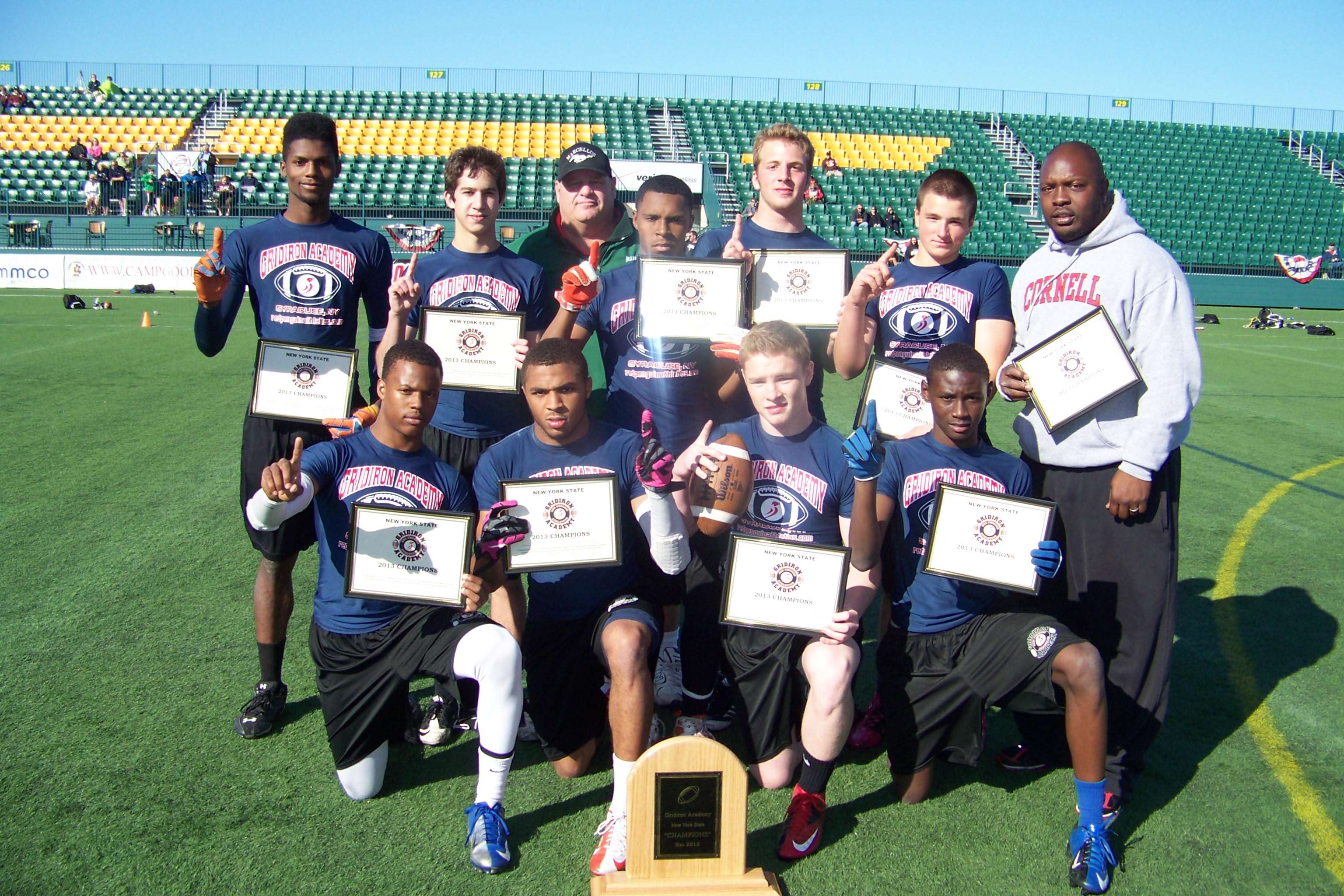 2013 NYS Champions Crowned